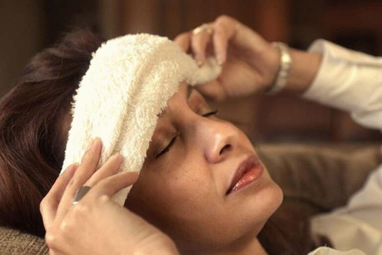 Уксус при головных болях