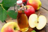Лечение лишая яблочным уксусом