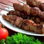 Шашлык из свинины с луком и уксусом — вкуснейший маринад СССР