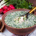 Вкусная летняя «Окрошка» — традиционный рецепт