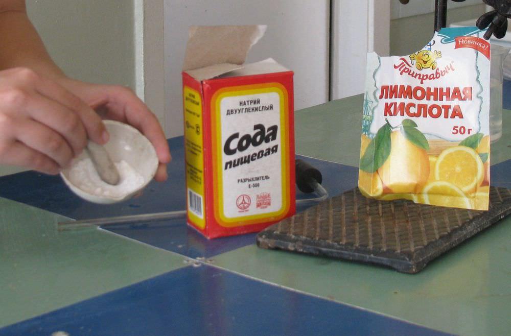 ингредиенты шипучка