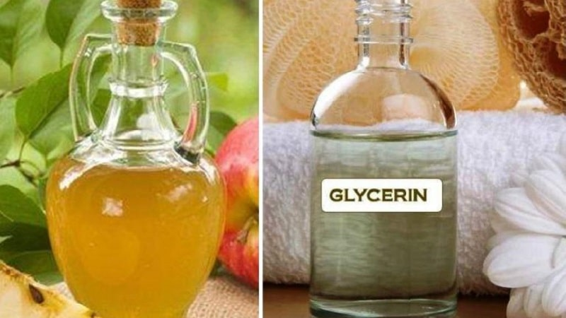 глицерин для пяток